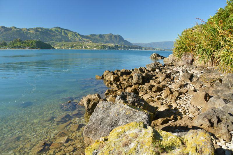 View from Tata Island (Takaka 2013)