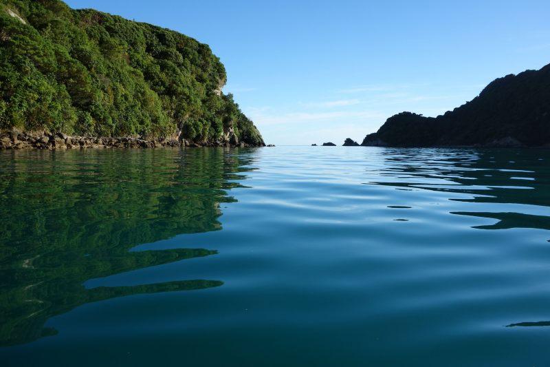 View near Tata Island (Takaka 2013)