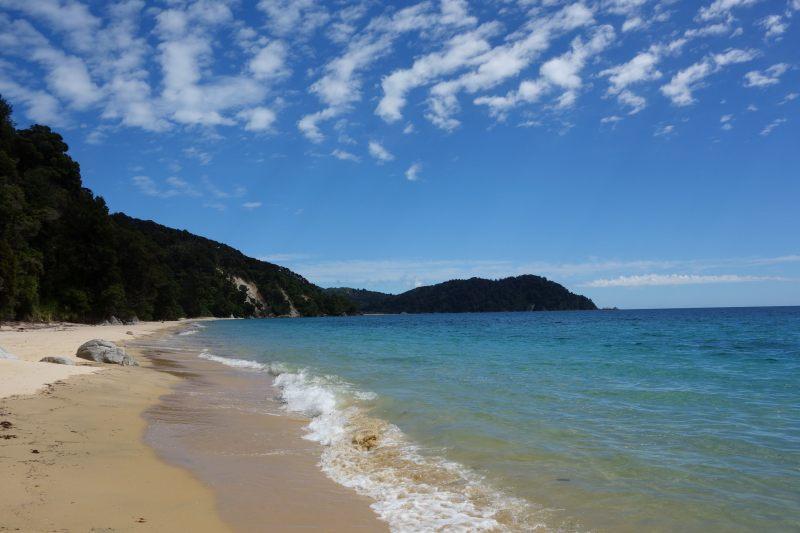View of Goat Bay again (Takaka 2013)