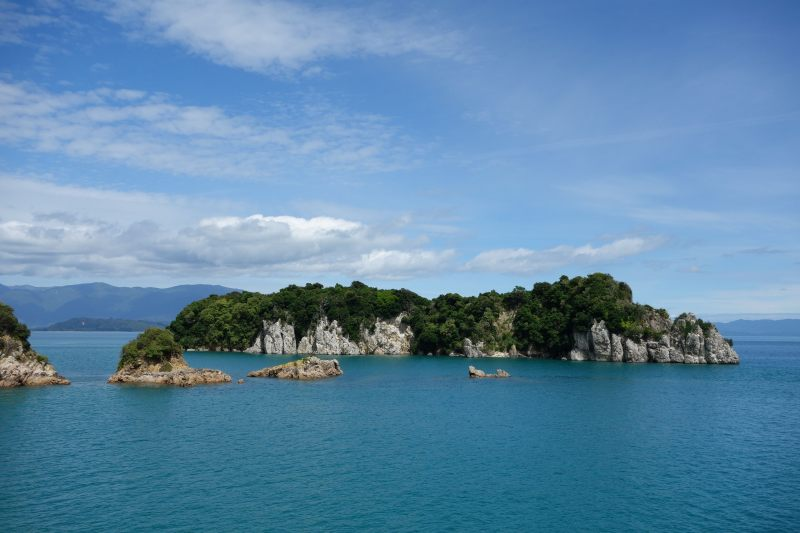 View of Tata Islands (Takaka 2013)