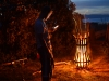 Andy by the fire (Takaka 2013)