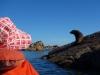Mum and the seal (Takaka 2013)
