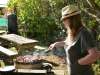 The kiwi bloke in action 2 (Takaka 2013)