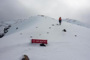 Go back (Tongariro Adventures July 2021)
