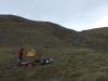 Camp 1 (Hopkins Valley Tramp Jan 2015)