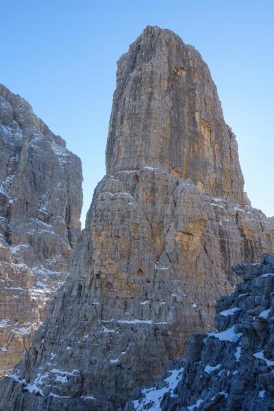 Campanile Alto (Brenta Dolomites)