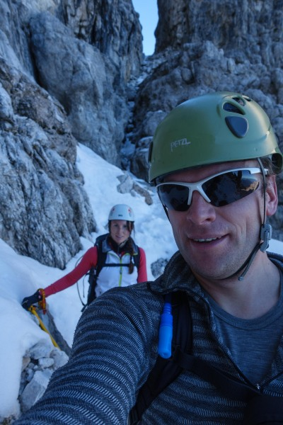 Cri sand Leonie (Brenta Dolomites)