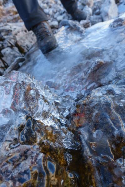 Icy times (Brenta Dolomites 2016)