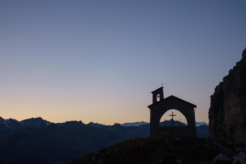 Little church thing (Brenta Dolomites 2016)