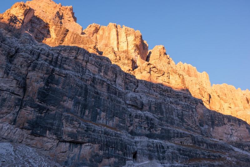 Nice rocks (Brenta Dolomites)
