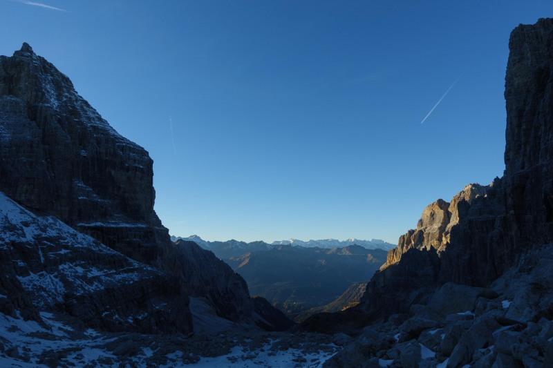 Nice view (Brenta Dolomites)