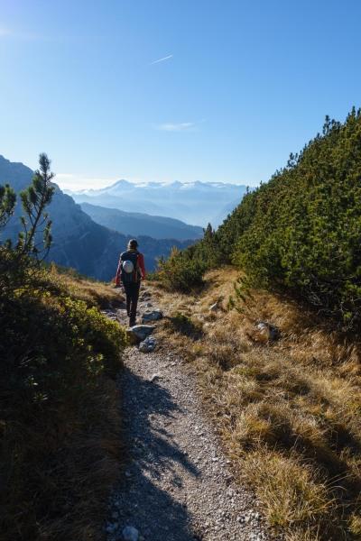 Walking (Brenta Dolomites 2016)
