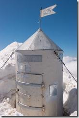 The summit of Triglav (Summer Holidays 2016)