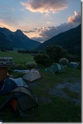 Camping (Arlberg Giro 2016)