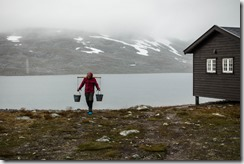 Water slave (Cycle Touring Norway 2016)