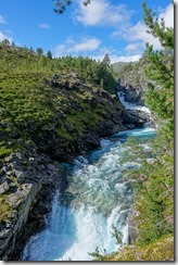 Waterfall (Cycle Touring Norway 2016)