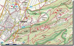 Via Oerfla Map