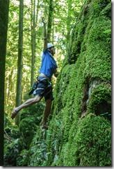 Sebas extreme bouldering (Salzkammergut Adventures)