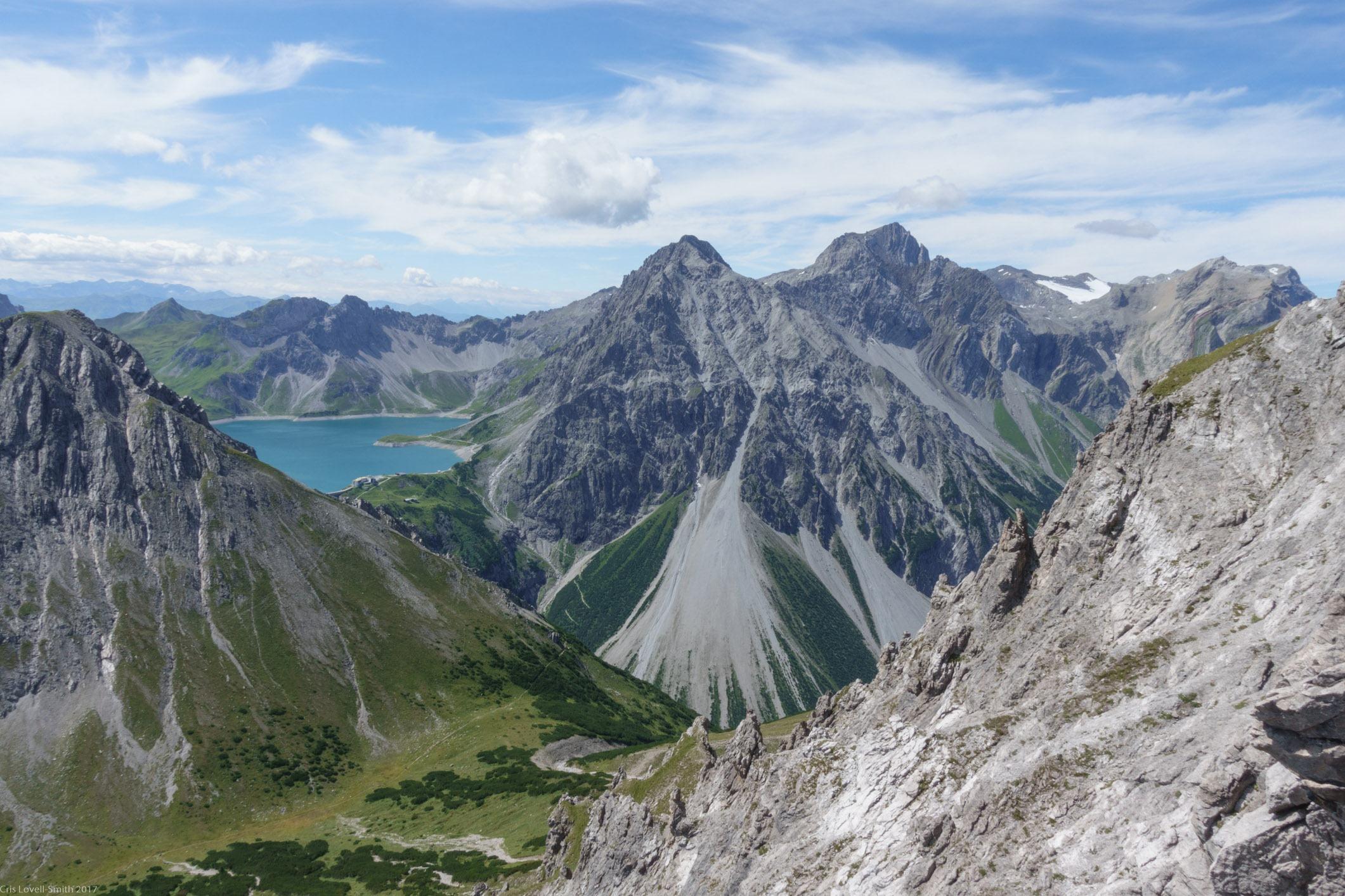 Klettersteig Saulakopf : Saulakopf klettersteig u crispnz trips