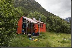 St Winifreds Hut (Mountain Rafting Dec 2018)