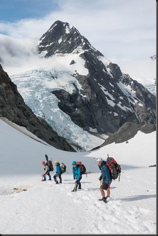 A posy descent (Mountain rafting Dec 2018)