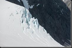 Pretty glacier (Mountain rafting Dec 2018)