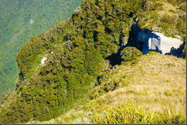 Rugged terrain (Garibaldi Tramp 2019)