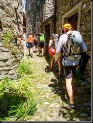 Heading off again (Canyoning Italy 2019)