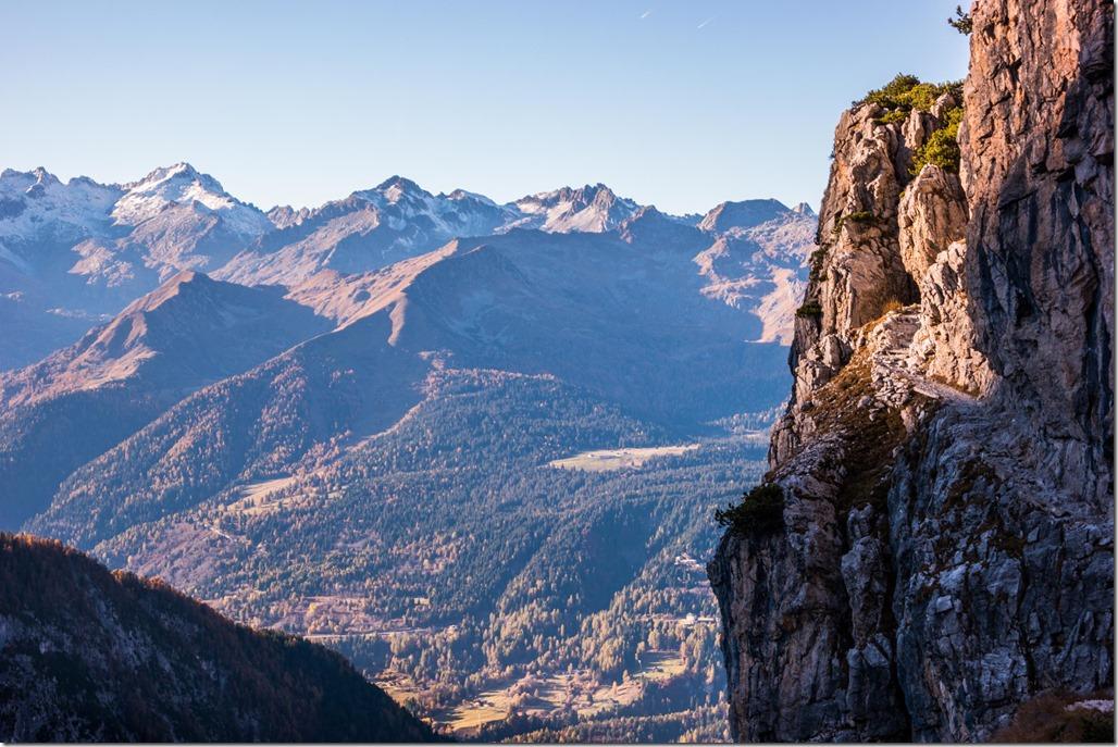 The mountains (Brenta Dolomites Oct 2016)