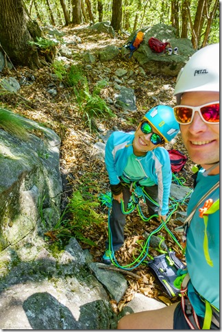 Us (Climbing in Ticino Oct 2019)