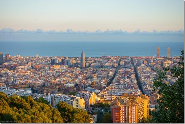Barcelona (Visiting Barcelona 2019)