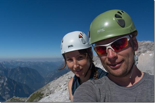 Cris and Leonie (Slovenia 2015)