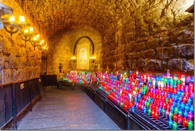 Many candles (Visiting Barcelona 2019)