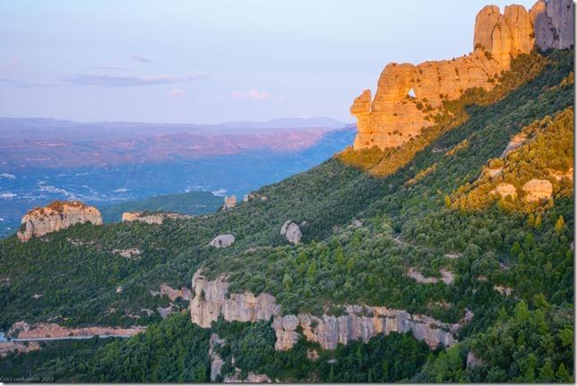 Rock in Montserrat (Visiting Barcelona 2019)