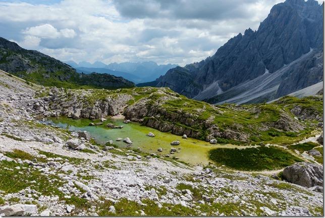 Nice lake (Dolomitten ohne Grenzen 2019)