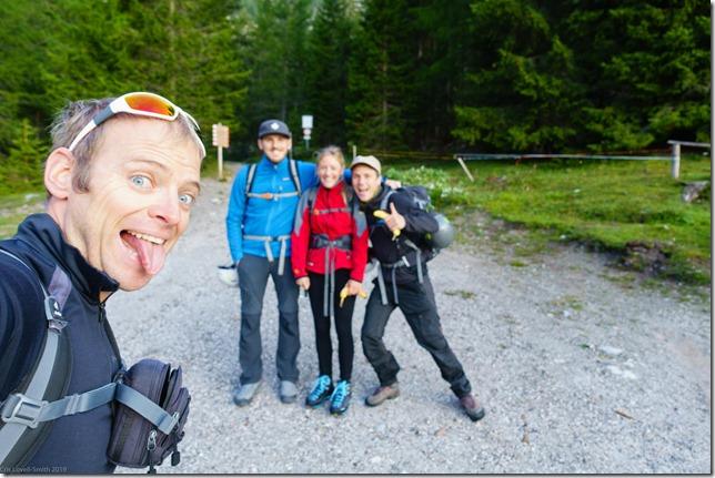 Weirdos (Dolomitten ohne Grenzen 2019)