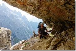Clipped in (Dolomitten ohne Grenzen 2019)