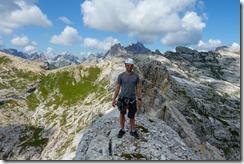 Cris and dolomites (Dolomitten ohne Grenzen 2019)