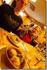Dinner time (Dolomitten ohne Grenzen 2019)