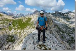 Johannes and dolomites (Dolomitten ohne Grenzen 2019)