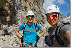 Posing (Dolomitten ohne Grenzen 2019)