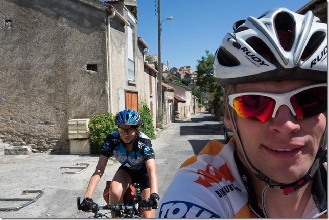 Heading off (Corsica 2014)
