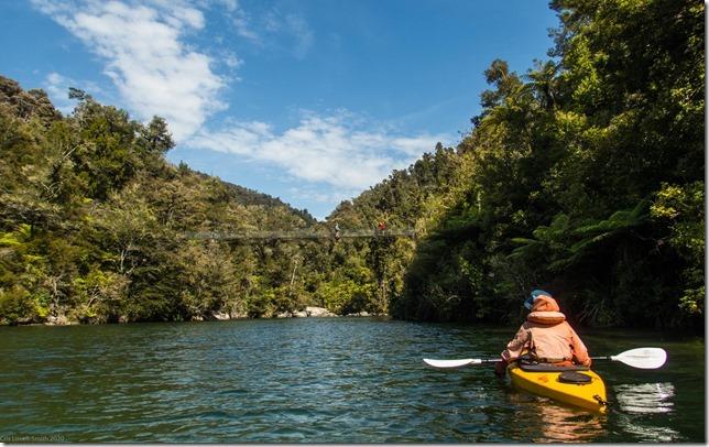 Kayaking (Ari visits 2020)