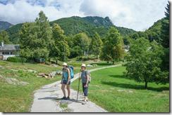 Leonie and Mum (Walks in Ticino Sept 2018)
