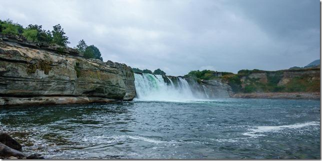 Maruia falls (Ari visits 2020)