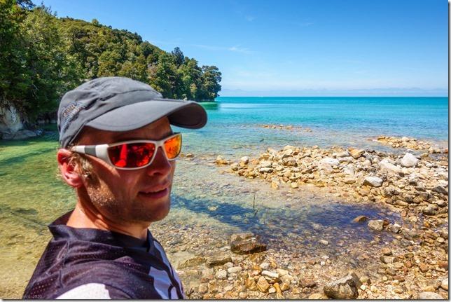 Running the Abel Tasman (Ari visits 2020)