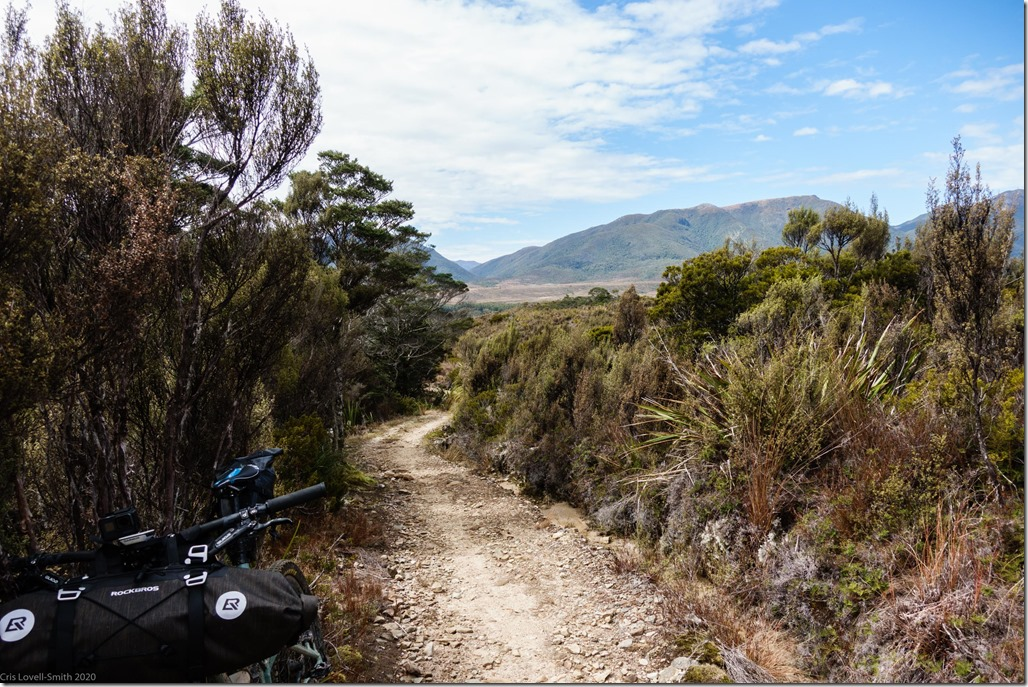Still sunny (MTB Heaphy Oct 2020)