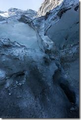 Ice (Tramping Ice Lake Dec 2015)