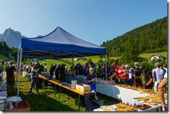 Refreshments (Giro delle Dolomiti 2019)